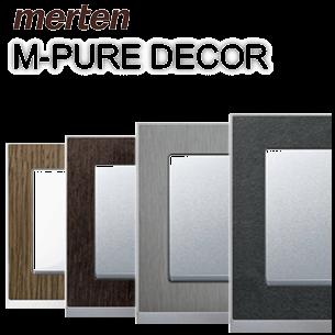 Merten M-Pure Decor