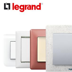Коллекции Legrand
