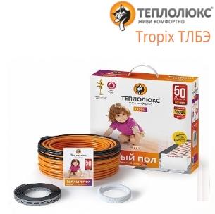 Двухжильный кабель Теплолюкс Tropix ТЛБЭ 2500 - 118,0 м